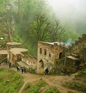 قلعه رودخان رشت