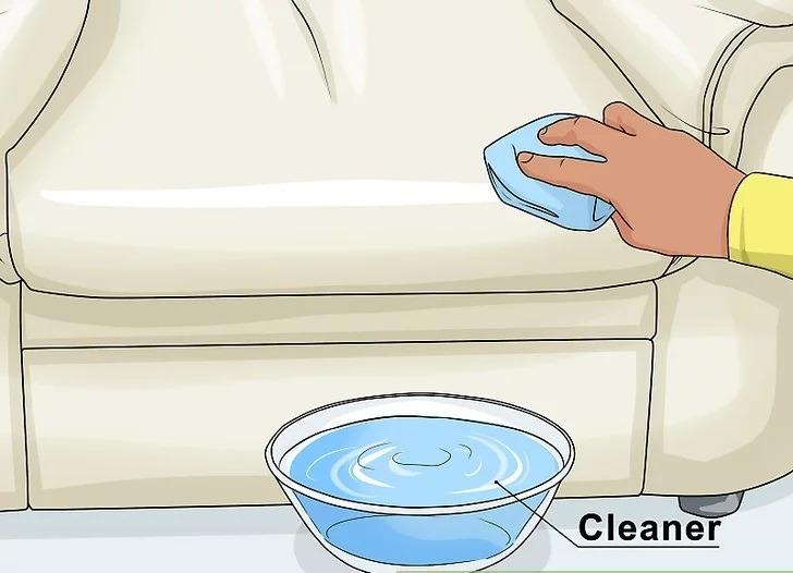 تمیز کردن لکه خون خشک شده