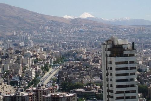 شرق تهران