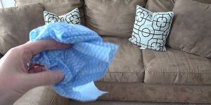 شستن مبل با شامپو فرش