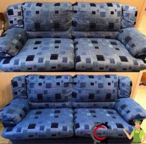 شست و شوی کاناپه در منزل