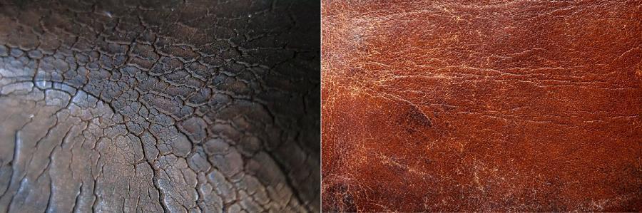 ترک های عمیق یا ترک های سطحی