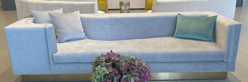 تمیز کردن مبل سفید