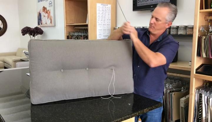 تعمیر دکمه مبل 11