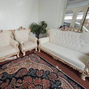 مبل شویی در منزل شیراز 1